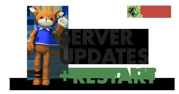 Server updates 11/6: The Violent Maelstrom - new Rewards