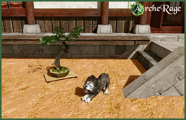 Courageous Gray Wolfhound Housepet.png