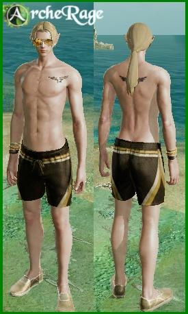 Crest Black Beach Swimwear_man.png