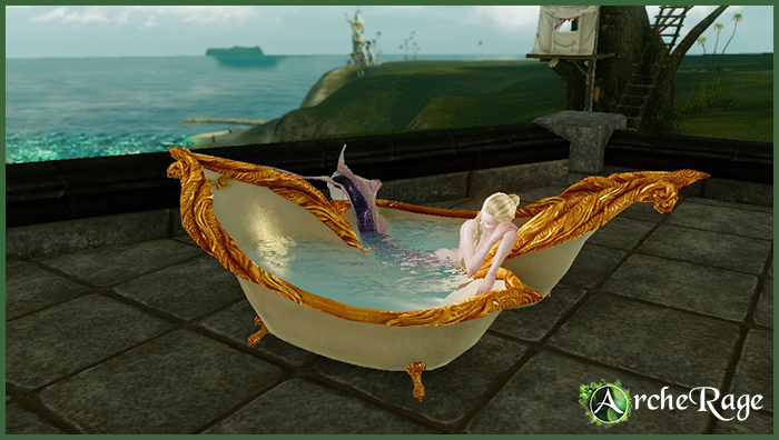 Mermaid Double Bathtub.png