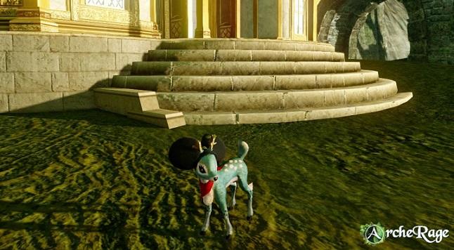 Mouse Hat Green Elk Housepet (pet companion).jpg