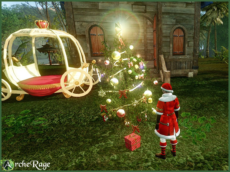 Forum event a christmas tree contest arherage na forums the symbol of the winter christmas and new year green and tall the christmas tree there are so many ways to decorate it did you choose yours one solutioingenieria Images