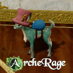 Pink Hat Green Elk Housepet.png